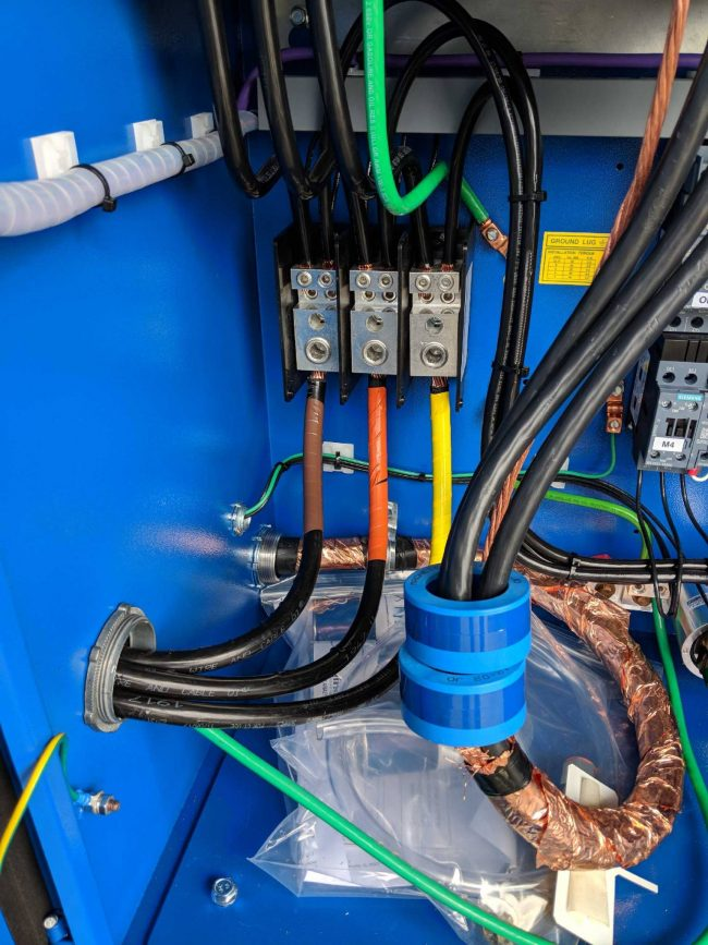 wiring Quincy Compressor