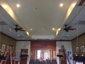 expert ceiling fan installations